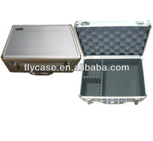 aluminum tool case equipment storage box with eva divider