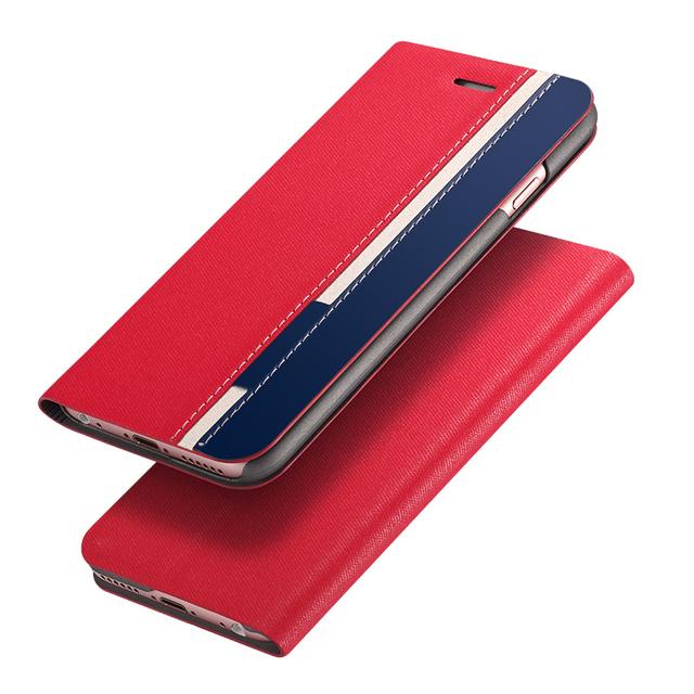 2017 Wallet Card Slots Leather Case Flip Phone Case for Vodafone smart N8