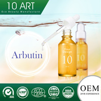 Whitening arbutin reb kojic acid cream serum reb