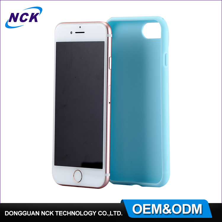 Free sample mobile phone back shell for iphone5 5s silicone tpu phone cover case for iphone5 5s 6s 6plus 7 7plus