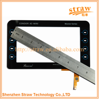 Accurate Mobile Phone Replacement 7.0 Inch Touch Screen Of High grade
