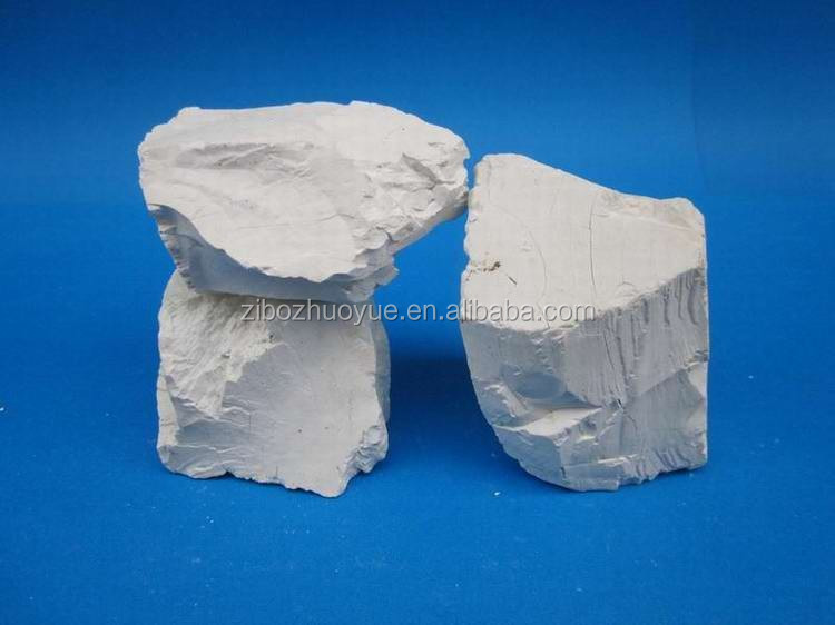 Flint clay,Calcined flint clay,chamotte
