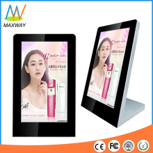 15.6 Inch Table Top Tabletop Touch Screen Lcd Advertising Display Android Tablet Kiosk Stand