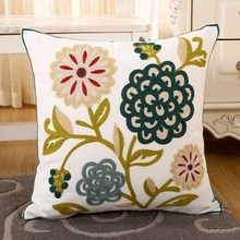 "China ningbo 18x18"" 45x45cm latest design sofa cushion custom cushion cover"