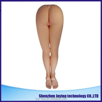 Foot Sex Toy Silicon Toes Foot Feet Leg Foot Fetis Artificial Sex Doll