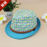 OEM high quality sun visor baby cheap kids straw hat hefei belle fashion co ltd for wholesales