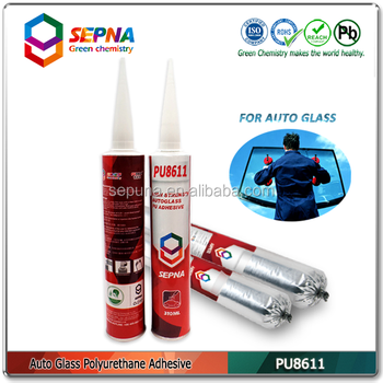 PU8611 Automotive Repair Glass Fixing Glue