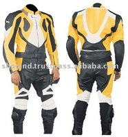 Leather Motorbike Suit,Genuine Leather Motorcycle Suit,Racing Leather Suit
