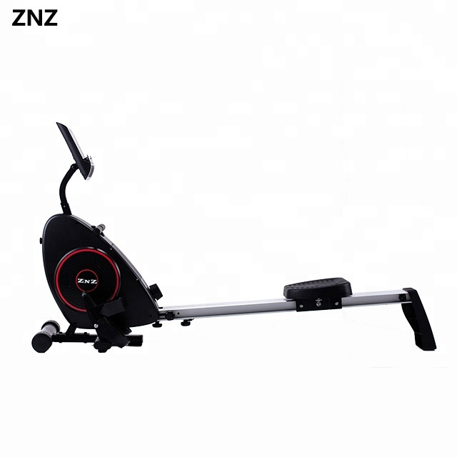 Rower with app home gym high quality fitness equipment rowing