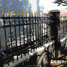 Custom lowes type cheap sheet metal fence panels
