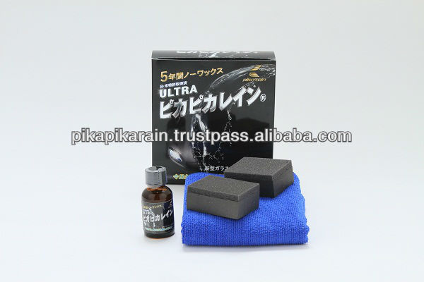 Long lasting protection , luxury car , Ultra Pika Pika Rain