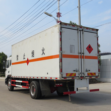 New Mini Explosive Transport Vehicle dangerous carrying truck for sale