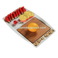 New Three Style Available Cutting Board Serving Tray