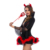 Dropshipping Sexy Women Iblis Devil Halloween Costume