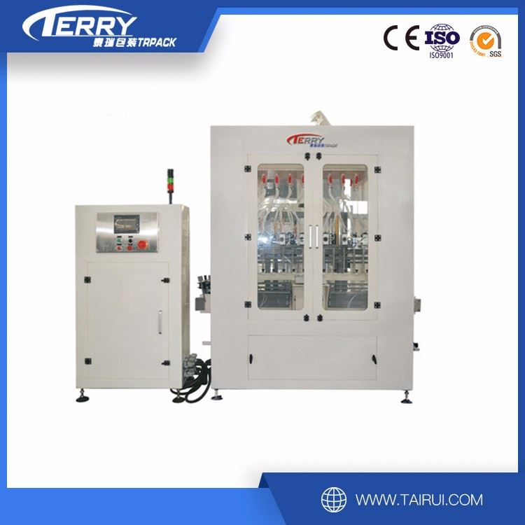 Hot sale product line filling example filling machine