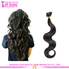 6A Wholesale Brazilian Hair Body Wave 100% Virgin Human Hair Micro Ring Hair Extension