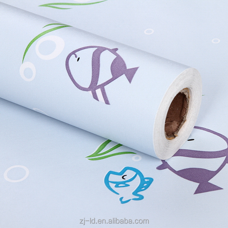 Wholesale high-ranking self adhesive semi gloss white pvc film