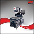 credit card laser engraving machine SCM2000 with 7000mm/s marking speed