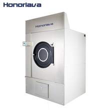 Build Material Industrial Big Capacity Steam Electric 100kg Clothes Tumble Dryer