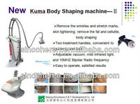 Kuma shape Velashape cellulite removing products beauty facial appliances