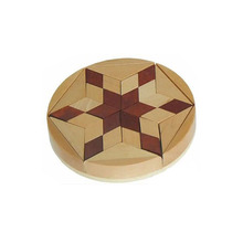 Wholesale best selling China wooden iq puzzle adult wooden intelligent toys