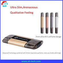 2016 Hot Selling 2 in 1 MFI Certification Otg USB3.0 Flash Drive For Apple Iphone ipad