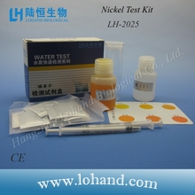 Nickel test kit with PAN method (LH2025)