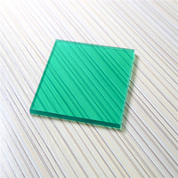 Chinese Roof Design Sound Insulation Polycarbonate Insulated Solid Sheet