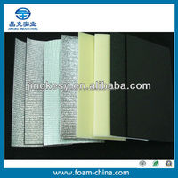water proof temperature resistance eco-friendly XPE foam insulation polyurethane foam material