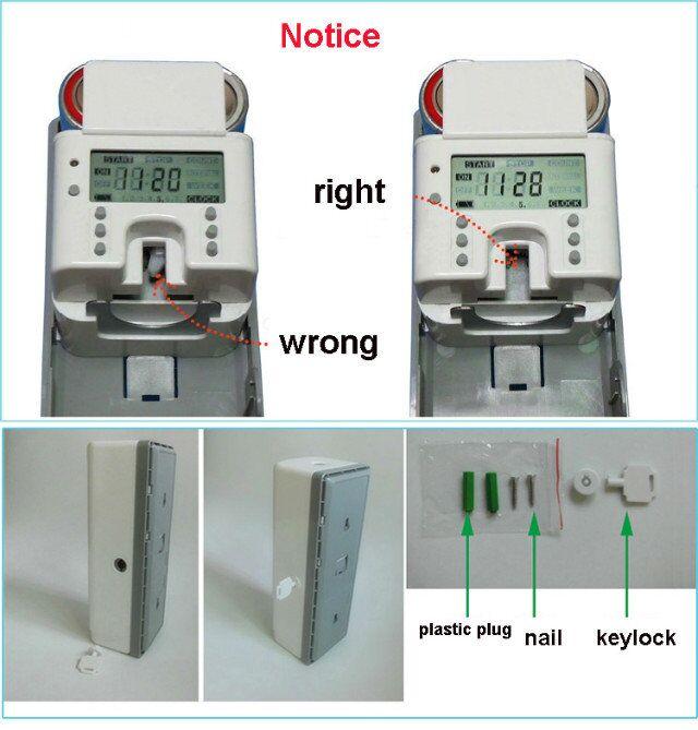 air wick dispenser instructions