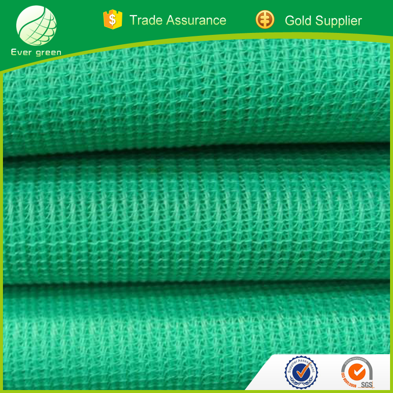 HDPE Material Builder Protection Net,Green Plastic Net For Construction Use