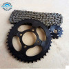 China factory direct sale high quality motorcycle chain sprocket sets