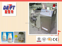 Plastic cup sealing machine