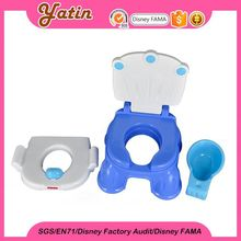 2015 Direct Factory! lovely plastic baby toilet/baby products/baby potty