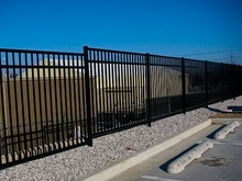 mesh high quality cheap wrought iron fence panels for sale