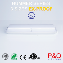 Shanghai factory ex-proof IP65 led tunnel lighting fixtures