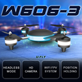 Huajun Toys W606-3 5.8G HD Camera 2.0MP High Hold Mode RC Lily FPV Quadcopter Drone Camera