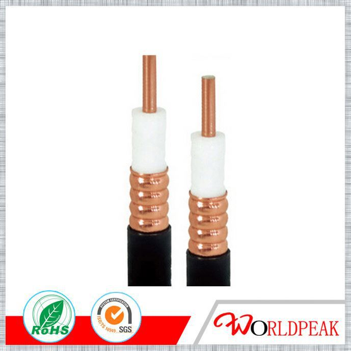(Low loss Low Standing Wave Coaxial Cable)super flex rf cable 1/2