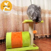 New design outdoor cardboard cat scratcher