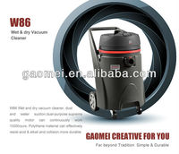 big capacity W86 ash vacuum cleaner