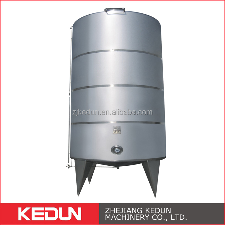 Small Scale Industries Stainless Steel Fermentation Tank Manufacturer
