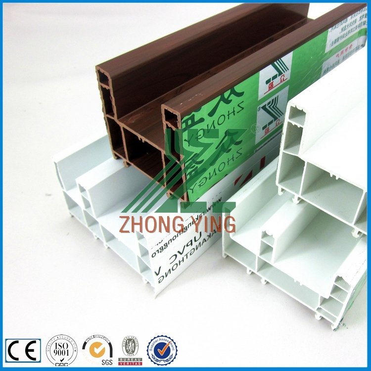 Pvc u channel plastic extrusion for sliding window