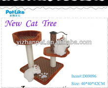 China supplier top hot sale new product tree cat toy