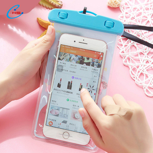 2017 New Design Phone Case,Waterproof Phone Case For Iphone And Android, Super Clear Screen Touch Phone Case
