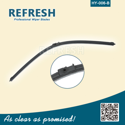 Aerotwin automotive wiper blade for Peugeot 207