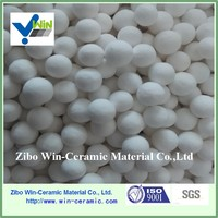 White Sphere activated alumina adsorbent for absorption