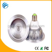 led spot light Par30/COB led spot light cob led dimmbar 5w 2700k
