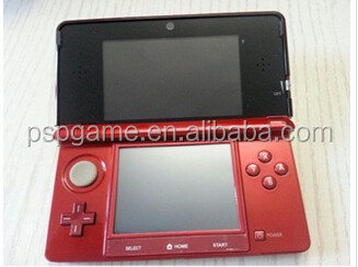 fashion original handle game console for 3ds