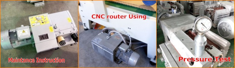 cheaper price 250m3/h KVF250 cnc router pump