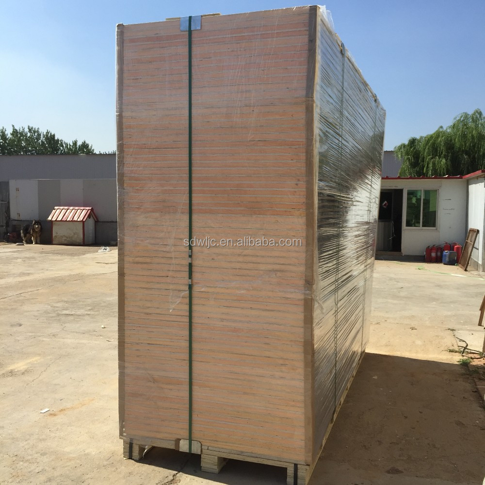 Light weight MGO sandwich panel for partition wall Barries Hoardings